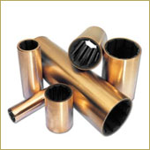 Brass Tubes for Water-Lubricated Bearings